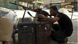 सीरिया का एलप्पो शहर