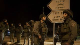 پلیس مرزبانی اسرائیل