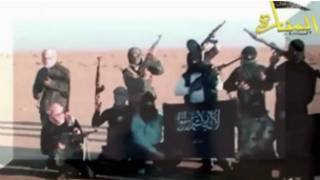 مسلحو القاعدة في سوريا