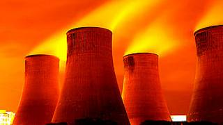 Planta a carbón Ratcliffe-on-Soar  en Inglaterra Foto: SPL