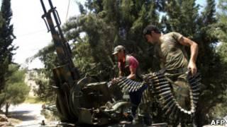 شورشیان در سوریه