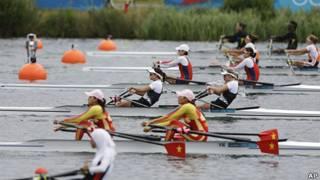 Đua thuyền Việt Nam tại Olympics