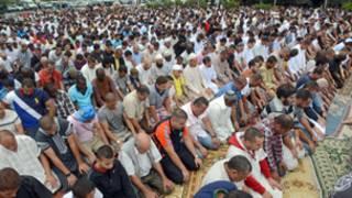 مسلمو فرنسا
