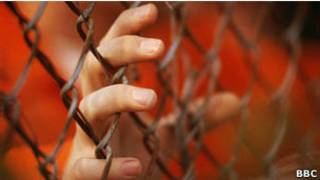 Рука заключенного