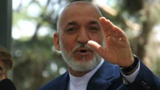 Shugaba Hamid Karzai
