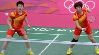 'Yan wasan Badminton na China