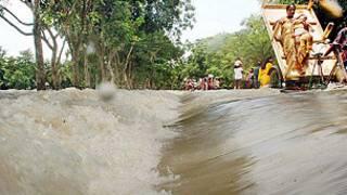 Akibat perubahan iklim di Bangladesh
