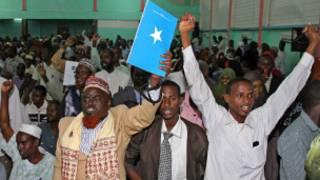 'Yan majalisar rubuta kundin tsarin mulkin Somalia