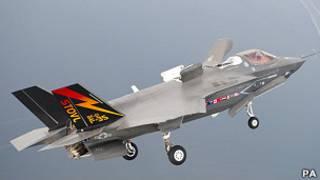 एफ़-35 लड़ाकू विमान