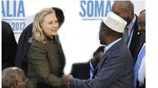 Clinton Somalia