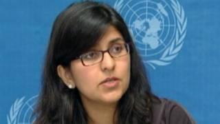 Bà Ravina Shamdasani