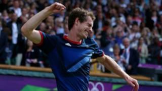 穆雷的男单金牌为英国网球奥运项目填补了百年空白。