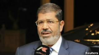 مرسي، مصر، قرارات