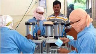 الهند، ابتكار، ماكينة، صغيرة