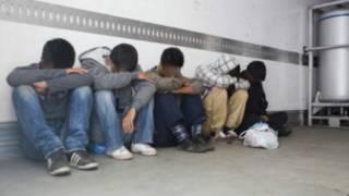 اليونان تعاني من ظاهرة الهجرة غير الشرعية