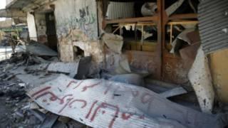 تصاعد المعارك في حلب