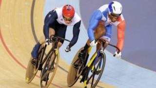 英國自行車奧運冠軍