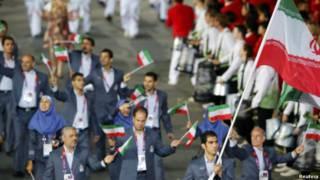 همراهان ایران در المپیک