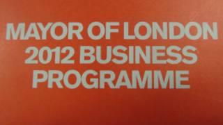 倫敦市長的招商計劃