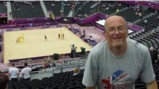 49歲的奧運迷康拉德.里德曼