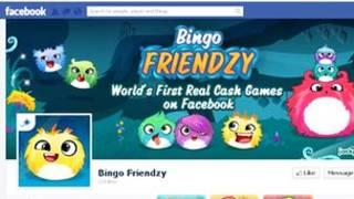 Игра в Facebook