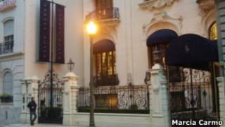 Loja da Polo Ralph Lauren in Buenos Aires (Foto: Marcia Carmo)