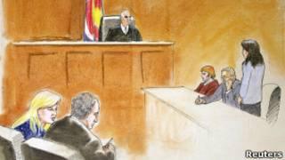دادگاه جیمز هولمز
