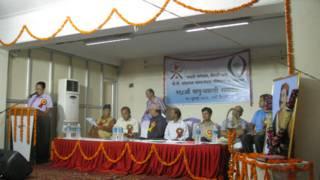 भारत में नेपाली भाषी लोग