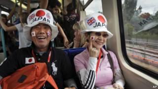 日本奧運客
