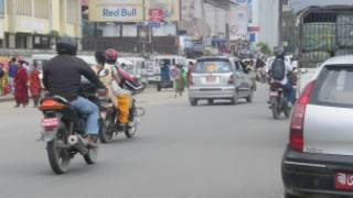काठमाण्डूको सड्क