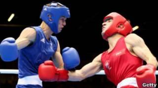 英国拳击手坎贝尔