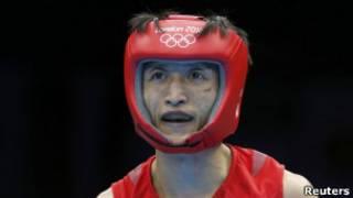 中國拳擊選手鄒市明