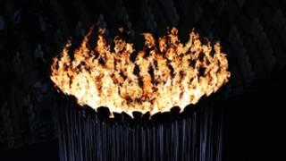 الشعلة