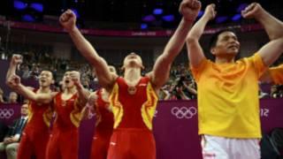 中國男子體操隊