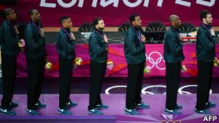 فريق السلة الأمريكي للرجال