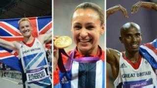 伦敦奥运英国金牌得主