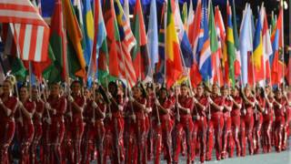 Upacara penutupan Olimpiade