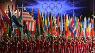 Kufunga Olimpiki