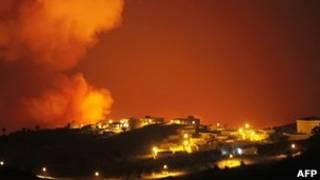 حرائق الغابات بإسبانيا