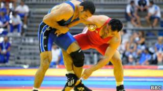 المصارعة الحرة في الأولمبياد