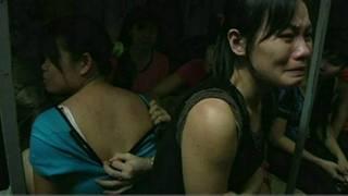 Người Việt tại một xưởng may ở Moscow