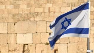 Bandera de Israel