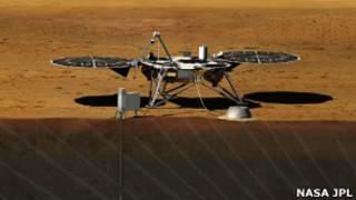 Посадочный модуль InSight