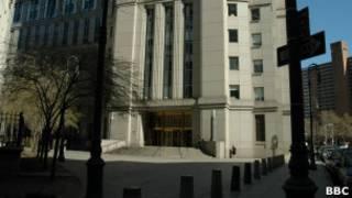 Суд в Манхэттене