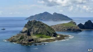 钓鱼岛(资料图片)