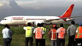 Dreamliner de Air India