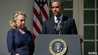 लीबिया पर ओबामा की चुनौती