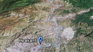 Phakant Map