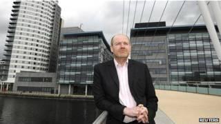 Cựu Tổng giám đốc BBC Mark Thompson