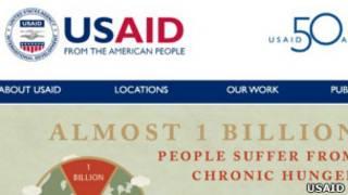 Логотип USAID